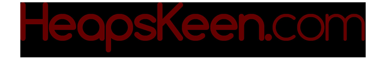 HeapsKeen Logo